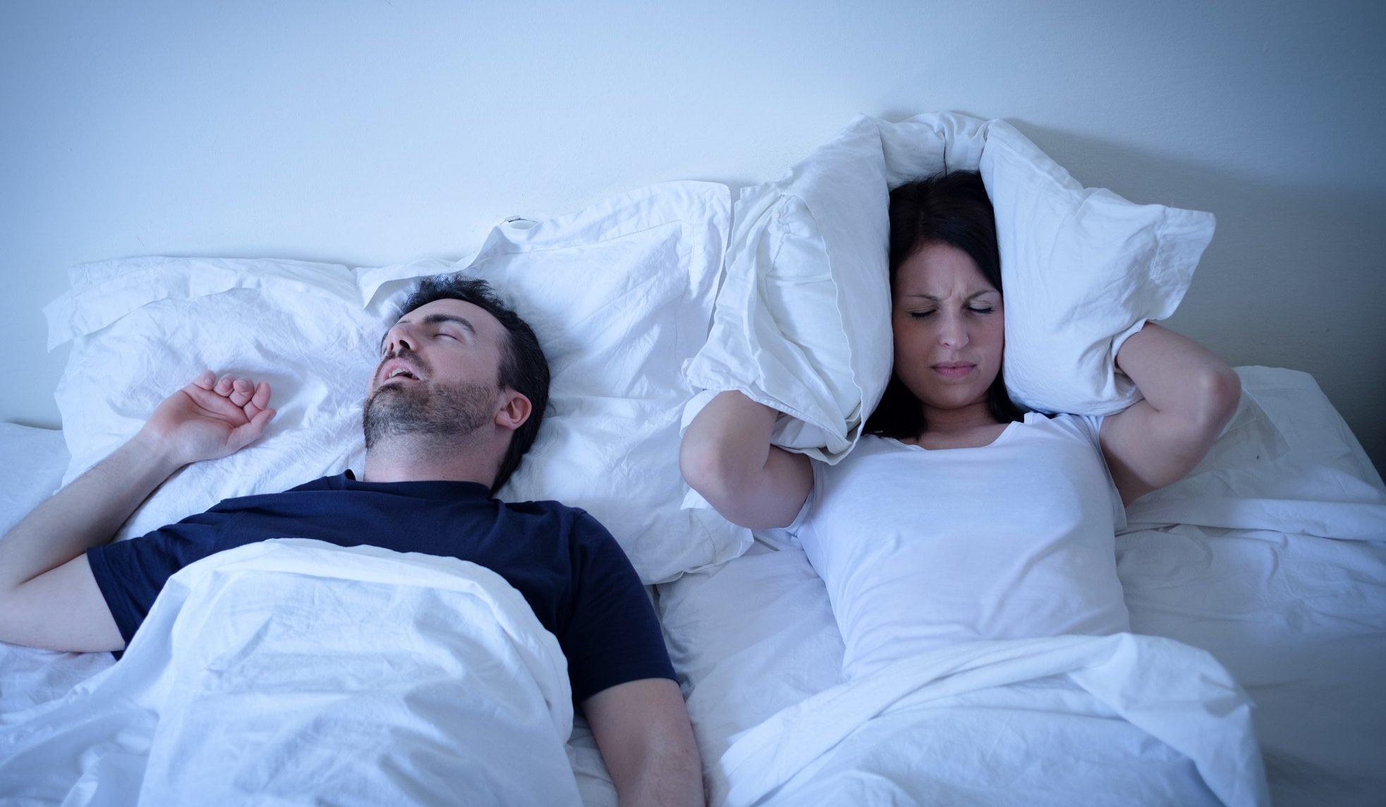snoring and sleep apnoea