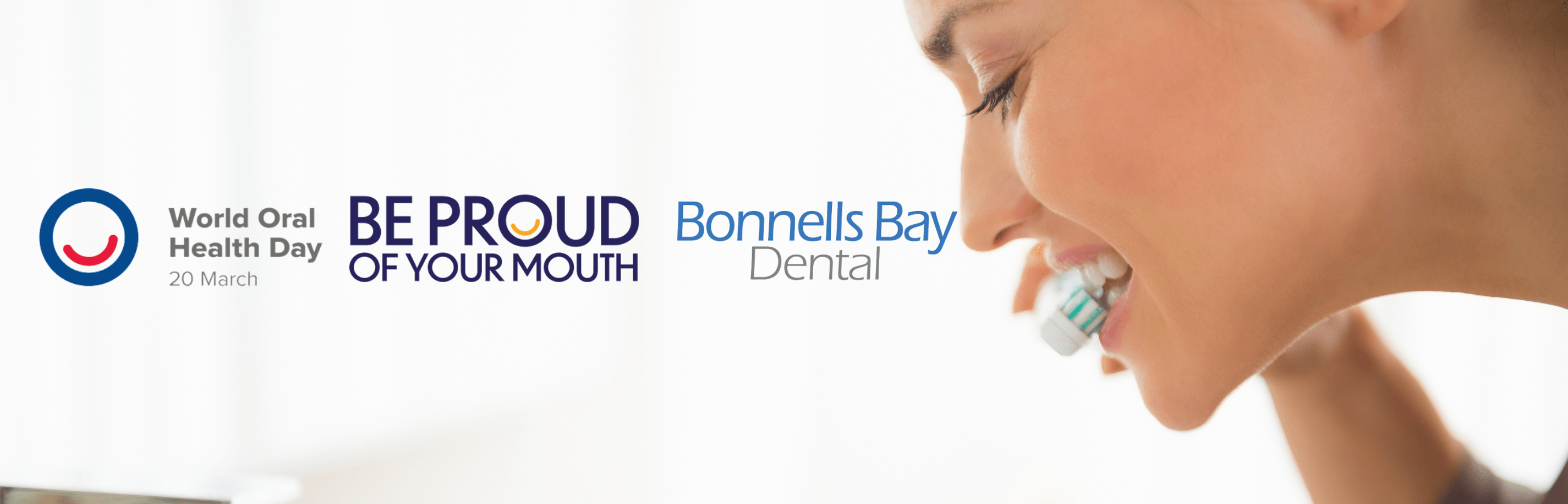 World Oral Health Day – Be Proud of Your Mouth!
